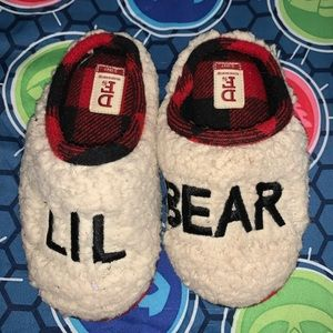 Other - Lil Bear slippers